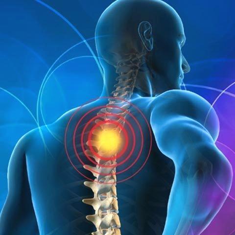 durere sub articulația omoplatului stâng